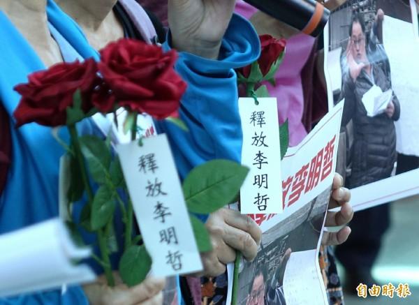 台灣的NGO成員李明哲入境中國,遭到對岸以「危害國家安全」逕行拘留調查,二十多天來的各方營救過程,突然冒出一個號稱中國海協會的傳話者。(資料照)