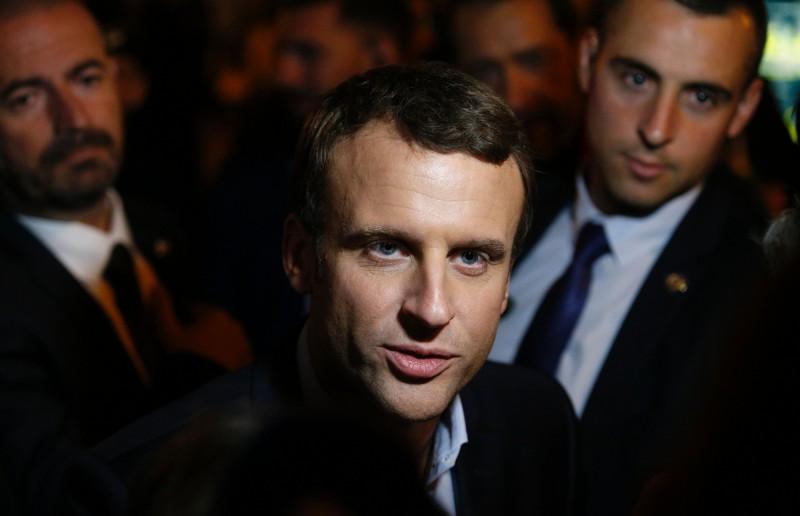 法國大選給了台灣一面鏡子!