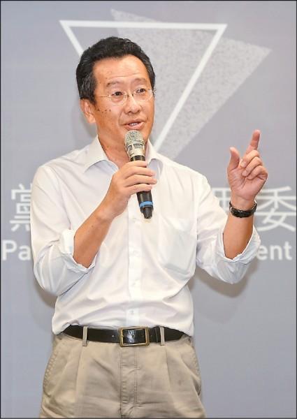 金管會主委顧立雄(資料照)