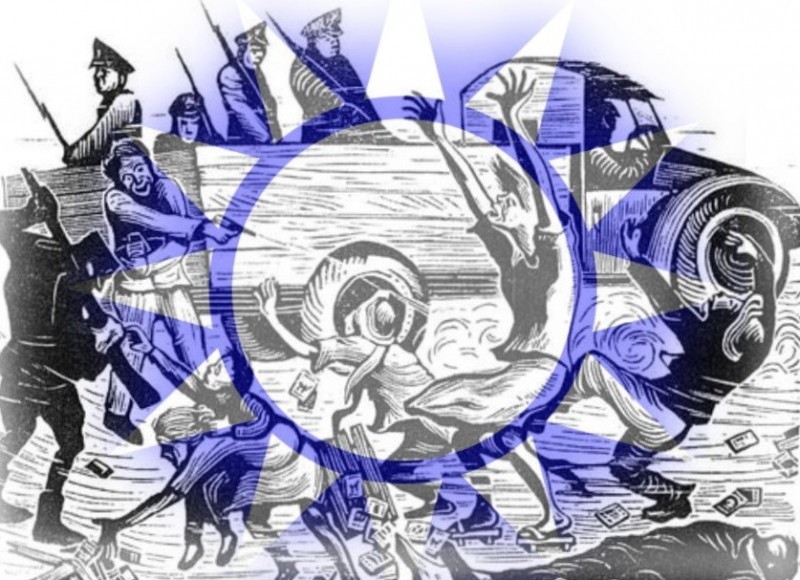 論國民黨的「烏賊戰術」