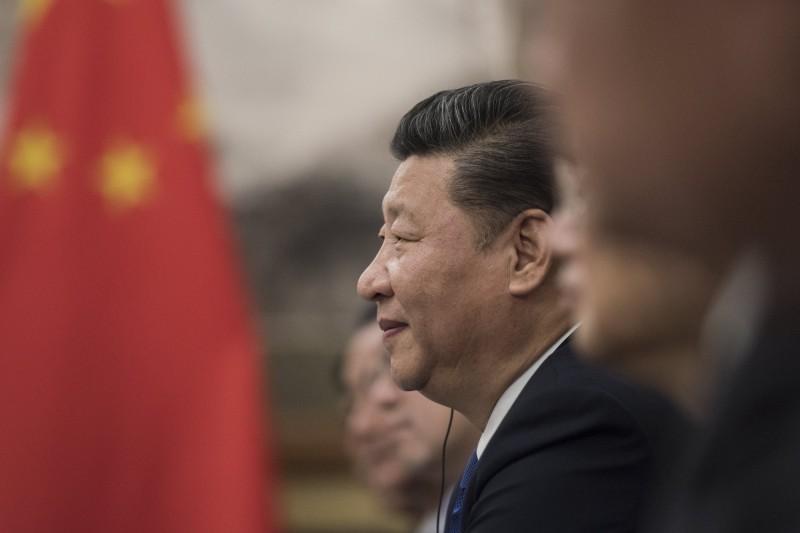 習大帝的中國帝國魔影正逼近...
