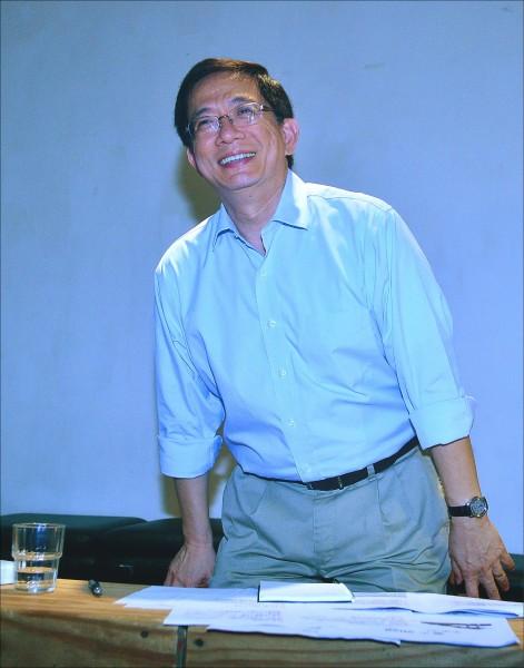 管中閔被遴選為台大新任校長後,風波不斷。(資料照)