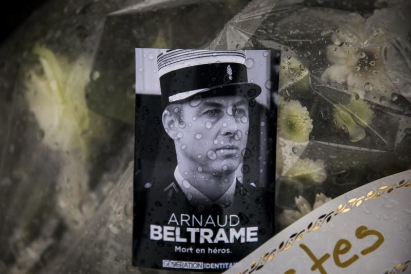 值得尊敬的法國軍人