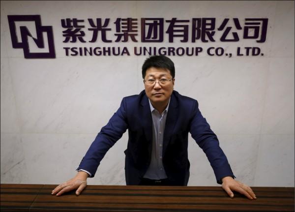趙偉國言行猖狂,對台灣企業屢次購併不成,意圖蛇吞象之醜態暴露,因此經常出言不遜。(路透檔案照)