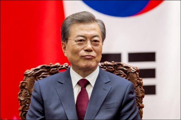 看南韓、北朝,想台灣