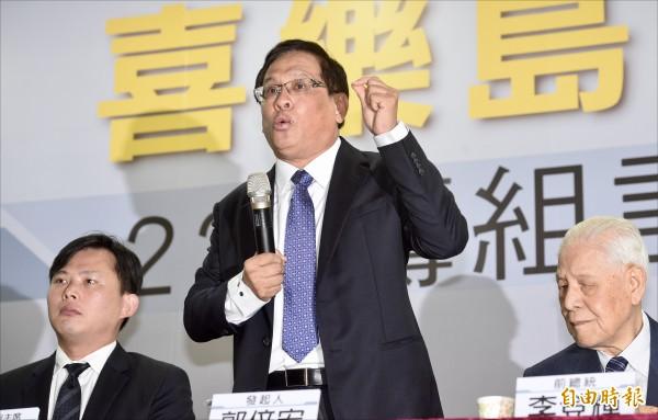 「喜樂島」聯盟將推動獨立公投、正名入聯,以台灣為國名,加入聯合國。(資料照,記者羅沛德攝)