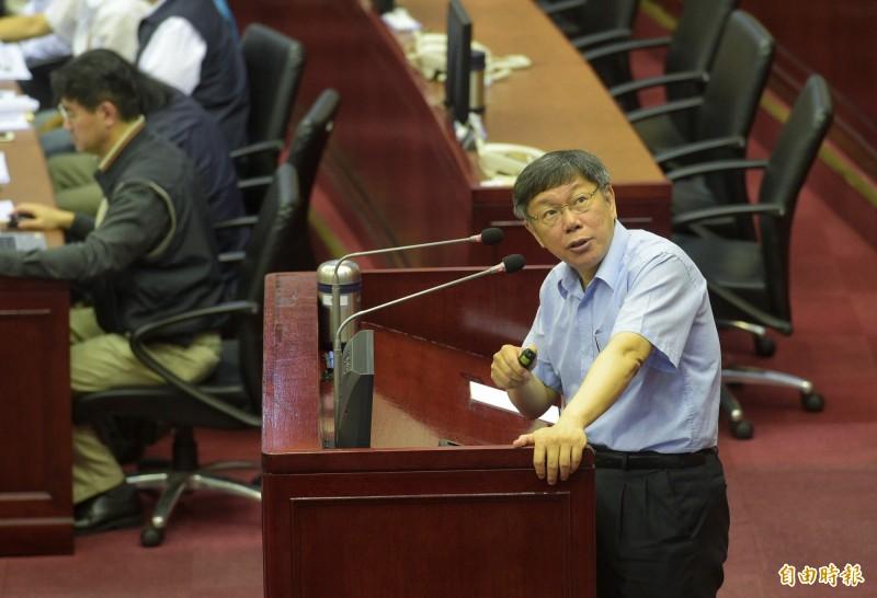 從高雄看台北市長選舉!