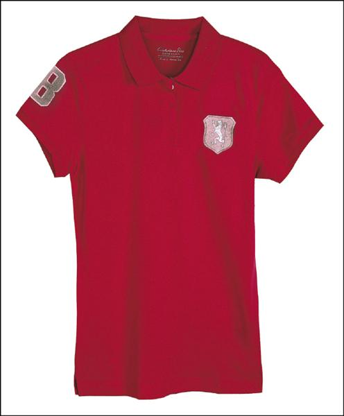 GIORDANO LION BADGE POLO,699元。
