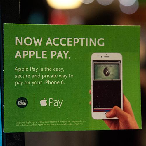 並未爆出交易大量!Apple Pay 採緩步成長態勢