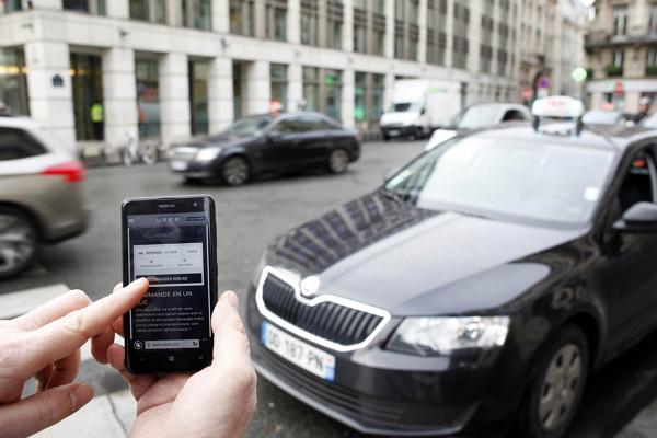 Uber 安全亮紅燈!將導入生物科技篩選司機