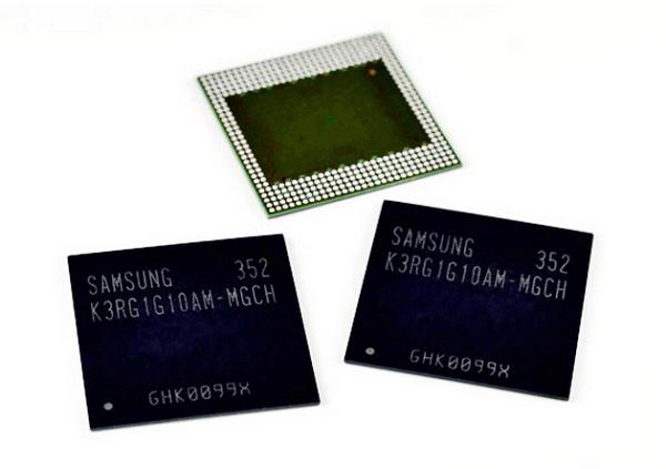 手機將進入 4GB 時代! 三星 Galaxy S6 明年開首槍