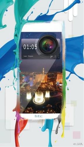 [2015 CES] HTC 傳將在 CES 發表自拍手機?