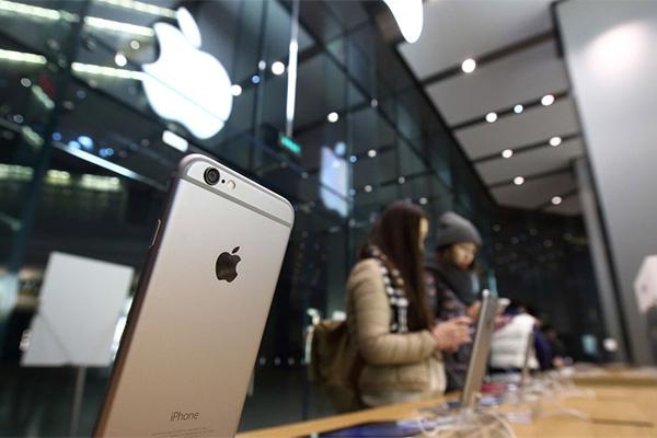 iOS 8 升級太佔空間 蘋果挨告
