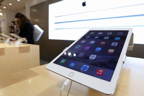 iPad Pro圖像曝光!傳薄度可媲美iPhone 6 Plus