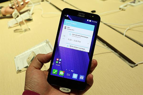 [2015 CES] 平價機皇再一款?!ASUS ZenFone 2 CES 現場實測