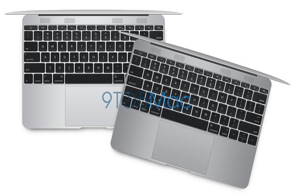 極致輕薄!全新設計 12 吋 Apple MacBook Air 曝光