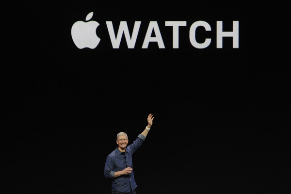 Apple Watch 來啦!傳美國 3 月上市