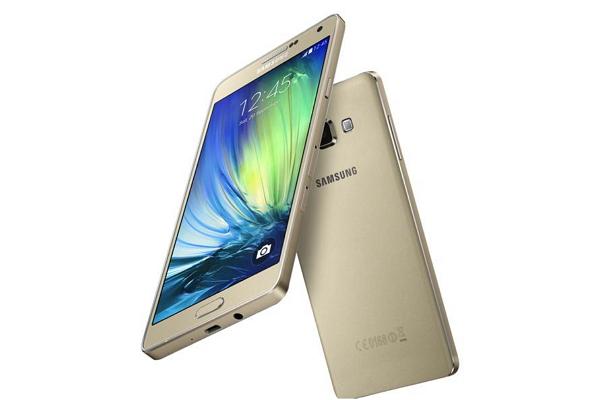 最薄金屬機身手機! Samsung 發表Galaxy A7