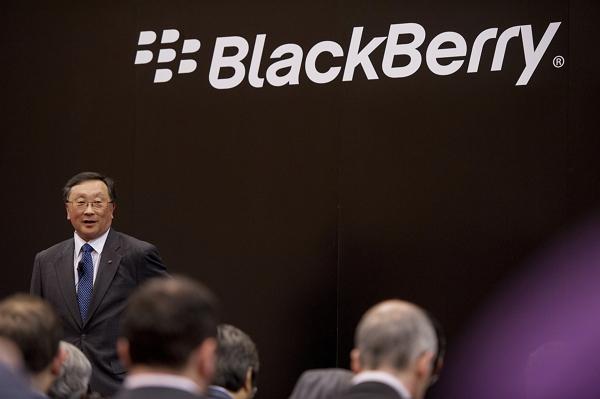 BlackBerry CEO 語出驚人:蘋果需為黑莓開發 app