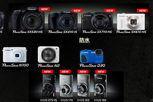 [小編觀點][2015 CP+]拍手機不能拍的!高倍變焦與特殊規格機種將成相機廠商主力!