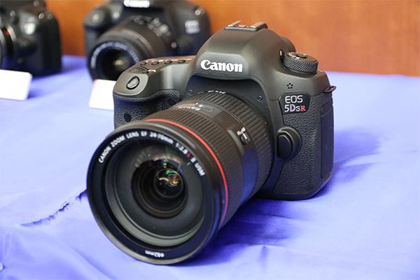 早就做好等你了!5000 萬畫素等級單眼 Canon EOS 5Ds/5DsR 設計探秘