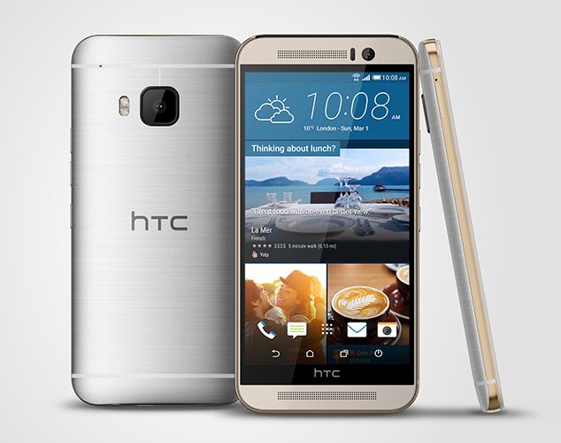 [2015 MWC] 追求更好感受!HTC 發表最新旗艦手機 One(M9)