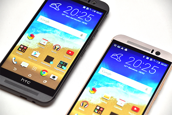 [2015 MWC] 功能感性更新!HTC 新旗艦 One M9 現場實測