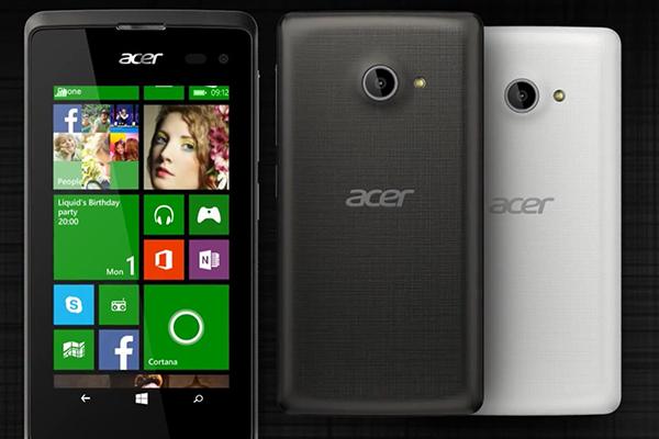 [2015 MWC] 切入平價智慧市場!Acer 推出 3000 有找 Windows Phone M220