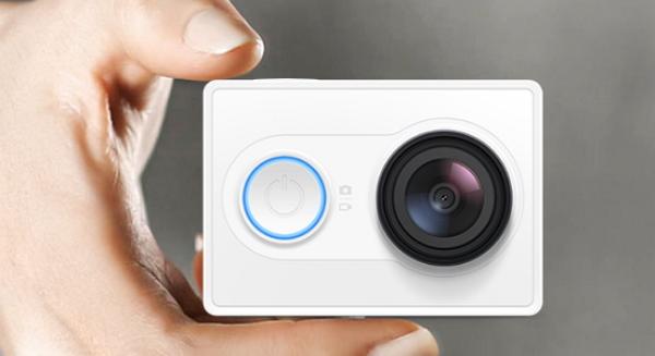 GoPro當心!小米超低價運動相機亮相 只要2000元!