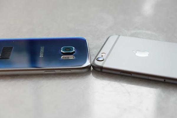 硬碰硬評比! iPhone 6 V.S Galaxy S6 跑分誰厲害?