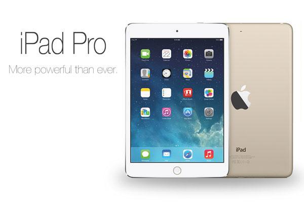 關於 iPad Pro!你可能需要知道的 5 件事