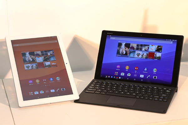輕薄另類見解!Sony 最新 Xperia 平板 Z4 Tablet 實機體驗