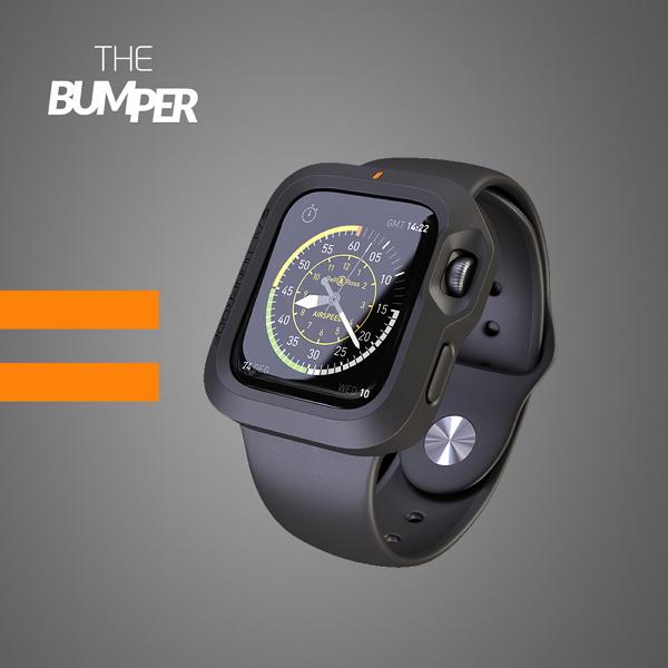 高貴更要保護!Apple Watch 也出保護殼啦!