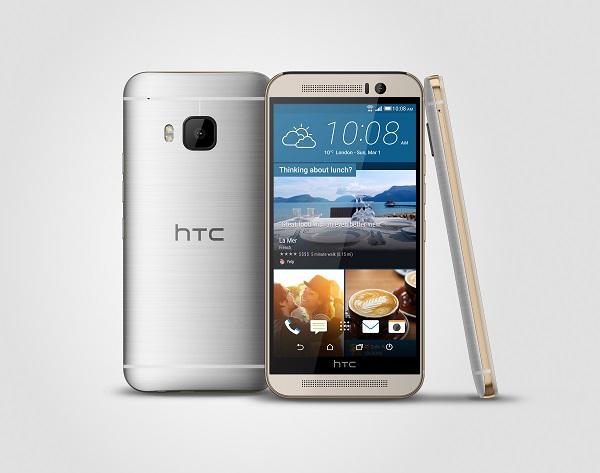 更大尺寸 M9 Plus 將發表?HTC:不予評論