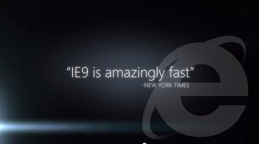 那些年,我們一起用過的 IE 瀏覽器