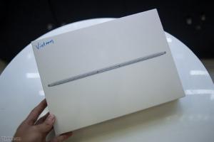 新 MacBook 下週才開賣 已經有人寫開箱文炫燿!