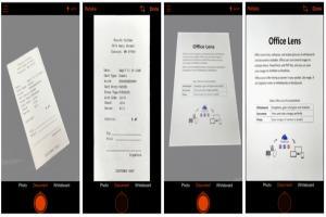 Office Lens 進攻手機平台 輕鬆筆記不是夢!