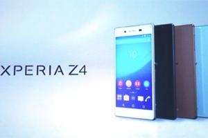 無預警登場!Sony 新旗艦手機 Xperia Z4 在日發表!