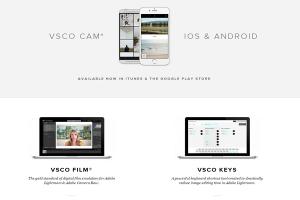 每日 APP 推薦:高質感藝術濾鏡 VSCO Cam