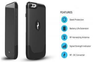 充電器掰掰!用手機訊號就能充電的手機殼