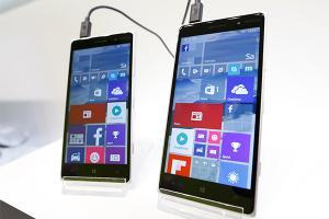 為 Windows 10 推出暖身!微軟將再推兩款高階智慧手機