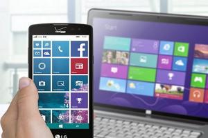重返微軟陣營?LG 推出平價 Windows 手機