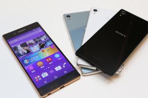 Sony Xperia Z3+ 台版發表現場實測