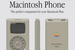 30 年前的 iPhone 驚現?竟然還有撥號轉盤!