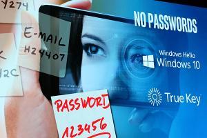 [2015 Computex] 無密碼時代來臨!指紋辨識不稀奇!臉部辨識才厲害!