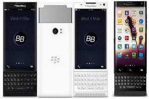 黑莓 Android 新機 規格媲美各家旗艦!