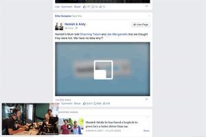 邊看片邊玩臉書?Facebook 推出影片子母畫面播放功能