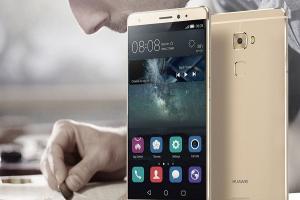 Huawei 新機搶先採用 ForceTouch! 智慧錶一併推出!