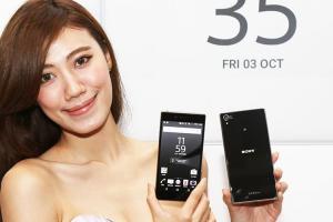 超驚艷螢幕體驗!Sony Xperia Z5 系列新機台灣實機測試!