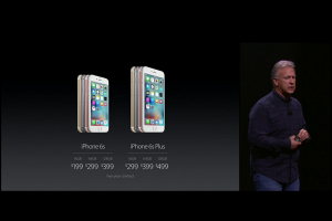 iPhone 6s 雙機 9/25 開賣 台灣仍未列首賣國